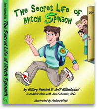 Mitch Spinach book cover